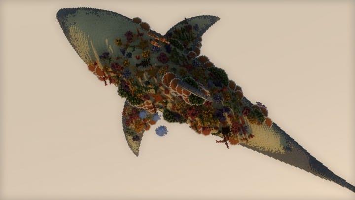 Alive Coral Reef 24h Challenge Laden Sie sich die Minecraft Bauideen schwimmenden Top herunter