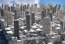 Galaktische Stadt (Coruscant) | Krieg der Sterne