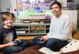 Papa bricht die Stille des autistischen Sohnes - mit ein wenig Hilfe von Minecraft Computerspiel