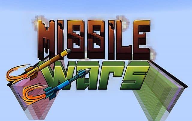 Missile Wars Mini-Spiel für 1.8.1 Minecraft-Logo