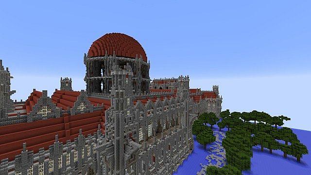 Ceretien Palace Minecraft Schloss 5