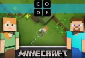 Sie können jetzt lernen, mit Minecraft zu codieren