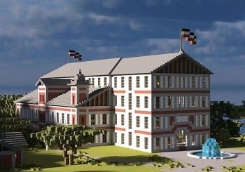 Das Gouverneurs-Haus