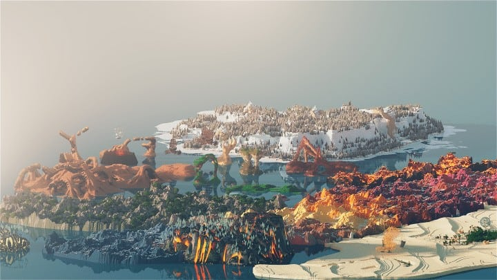 Fafhrinduir   5K Fantasy Gelände