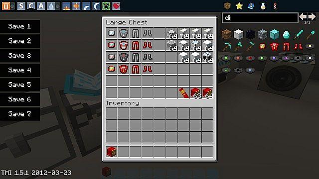 Iron Man 2 Textur Resource Pack 2.1 Minecraft 6