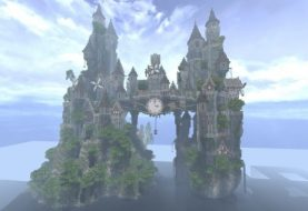 Uhrwerk Insel Schloss