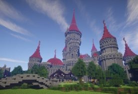 Tsharas Fantasy Castle