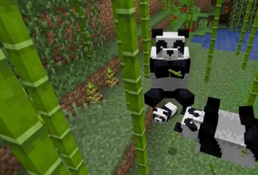 Hier ist alles, was Minecraft dev Mojang auf der Minecon Earth 2018 angekündigt hat (einschließlich der Pandas)