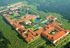 Villa Gallo-Romaine Andilly und Bassigny