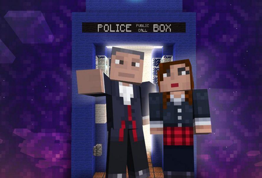 Doctor Who kommt auf Xbox 360 zu Minecraft, wo Fans brandneue Abenteuer erschaffen können