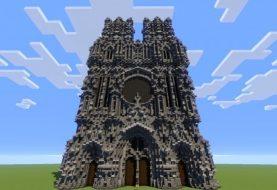 Erisia Kathedrale   Eine gotische Kathedrale
