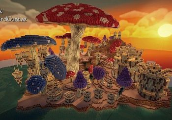 Pollux | Mushroom World Build