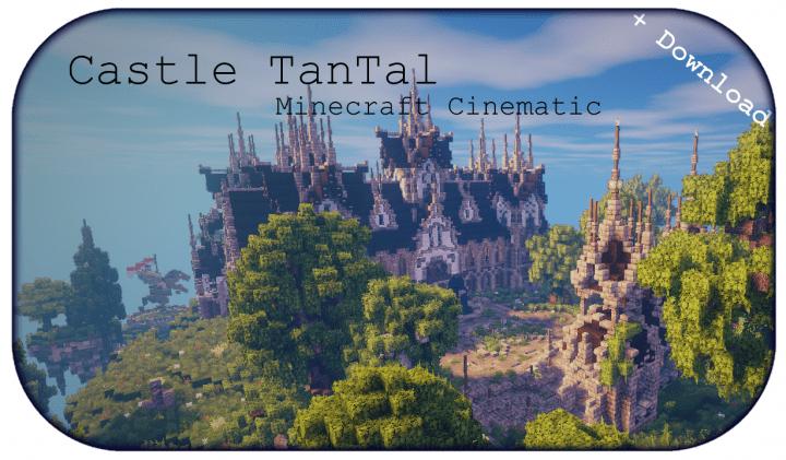 Minecraft Filmmusik | Fantasie Schloss | Tantal