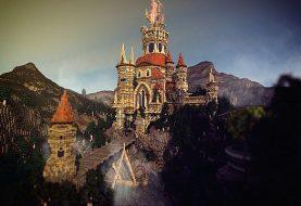 Zauberer Tempel