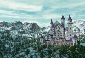 Schloss Neuschwanstein | Maßstab 1: 1