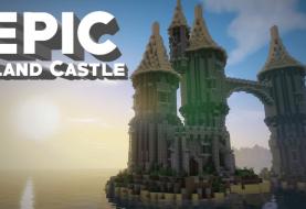 Wie man ein Fantasy Island Castle baut