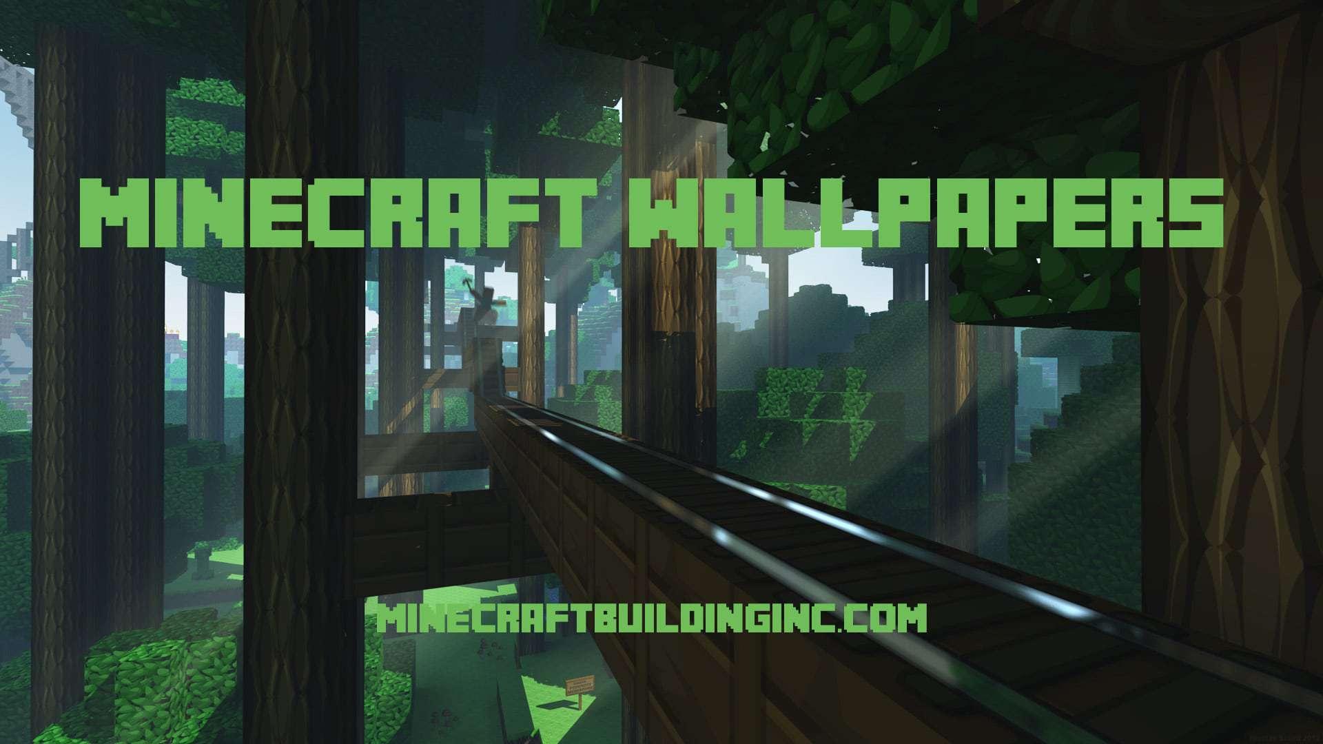 Minecraft Top Hintergrundbilder Für Deinen Desktop 1920 X