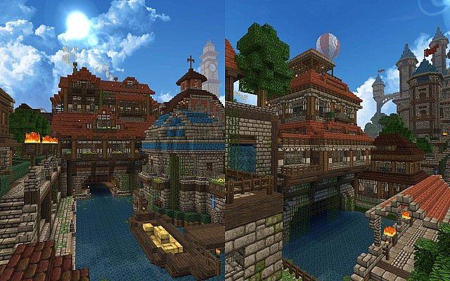 Halcyon Tage Resource Pack Minecraft Textur 13