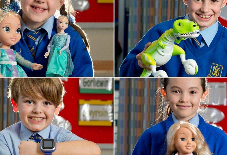 Welches Spielzeug hat den Weihnachtsfaktor? Hier sind die besten Käufe der Toy Retailers Association