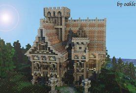 Mittelalterliche Villa