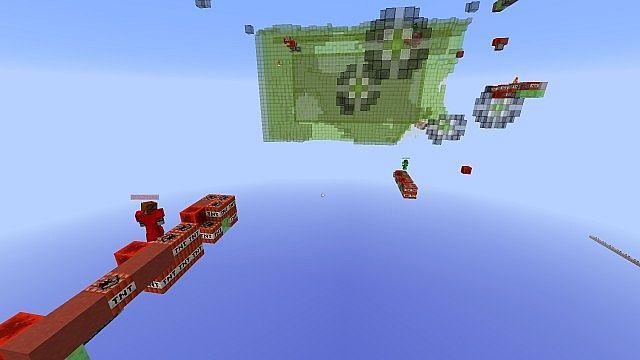 Missile Wars Mini Game für 1.8.1 Minecraft Bauideen 10