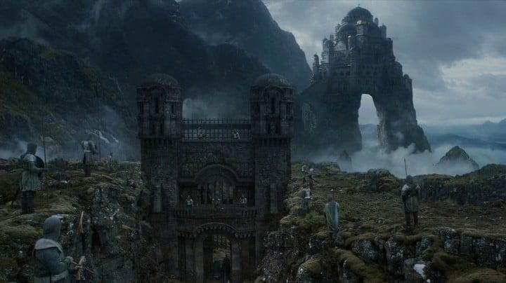 Die Eyrie | Game of Thrones - Minecraft Welt
