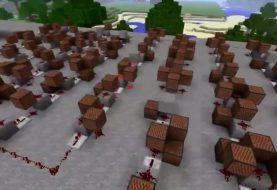 Mario Themenlied   Minecraft-Stil
