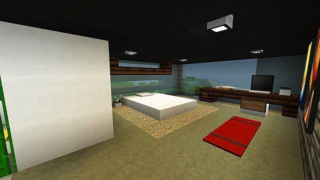De Stijl 3 Suburban Alluvium Moderne Seaside Townhouses minecraft 12
