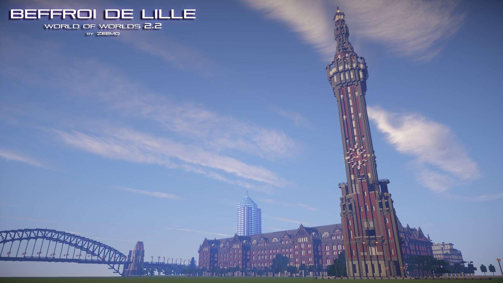 Beffroi de Lille_5