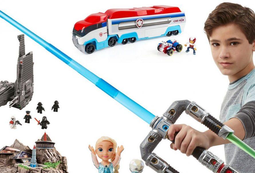 Must-Have-Spielzeug für Weihnachten 2015 aufgedeckt: Top-Seller werden Star Wars und Thunderbirds enthalten