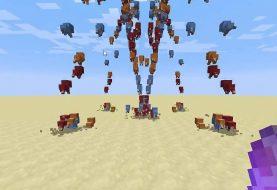 8 Minecraft Streiche in einem Befehl