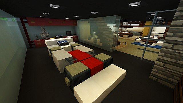 De Stijl 3 Suburban Alluvium Moderne Seaside Townhouses Minecraft 8