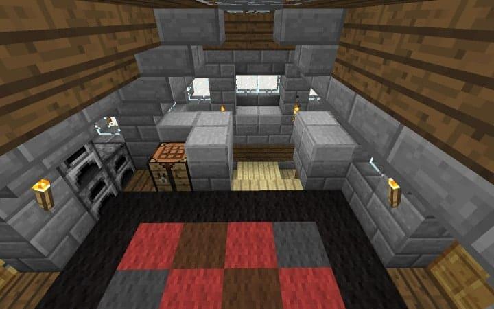 Überleben Haus Anleitung wie man billig bauen Ideen Holz und Stein 12