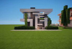 13 × 13 Modernes Haus | Tutorial