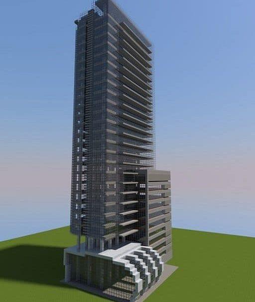 Live Giarratana | Wohnung Wolkenkratzer
