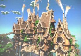 Minecraft Animation   Baut zum Leben