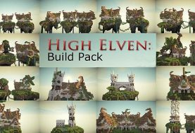 High Elven Build Pack | Stadt