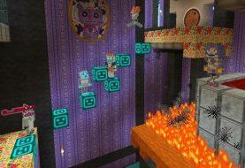 Minecraft Konsole Version Update fügt Glasfenster, Falltüren