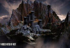Schloss der bösen Hexe des Westens