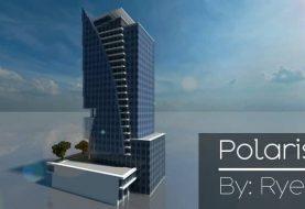 Polaris Wolkenkratzer