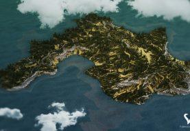 Mystische Insel | Flaches Gelände für Erbauer