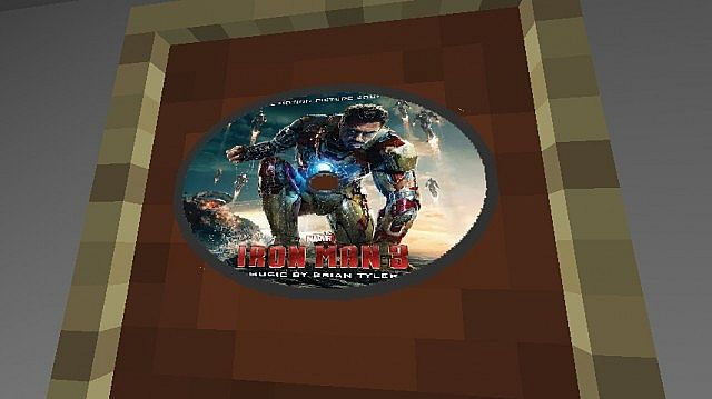 Iron Man 2 Textur Resource Pack 2.1 Minecraft 9