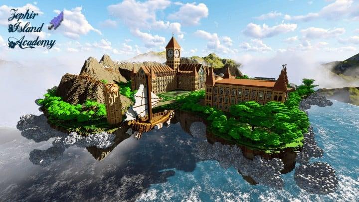 Zephir Island Akademie