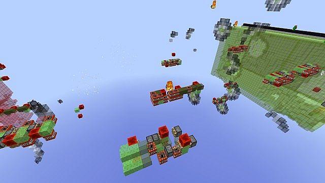 Missile Wars Mini Game für 1.8.1 Minecraft Bauideen 6