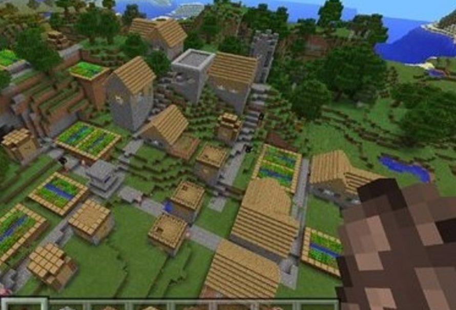 Minecraft: Pocket Edition startet auf Windows Phone