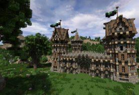 Mittelalterliches Fort | Baue dein eigenes Fort