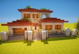 Wie man eine italienische Villa macht