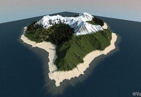 Trockene Windinsel | Benutzerdefiniertes Gelände