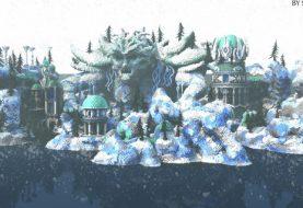 Erfrierungen Insel