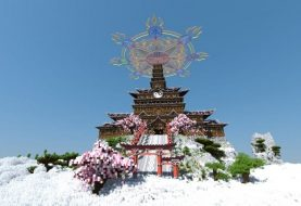 Tempel des Geistes der Kirschblüte